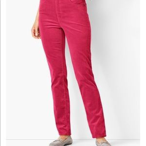 Talbots Hot Pink Cords